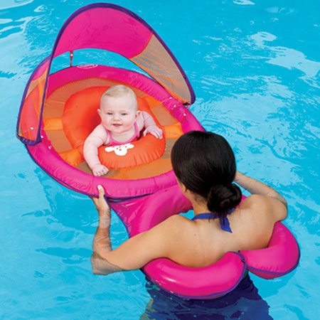 Baby Floats For Pool With Canopy